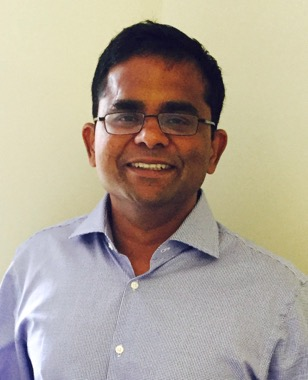 Portrait of Ashwin Raghunathan